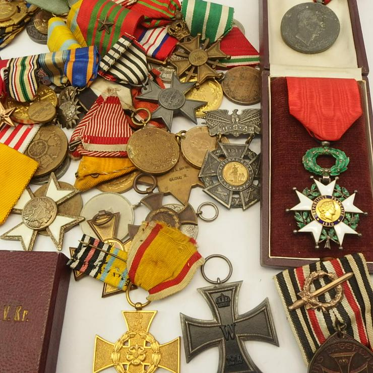 ANKAUF von Militaria- Orden – Soldatensachen