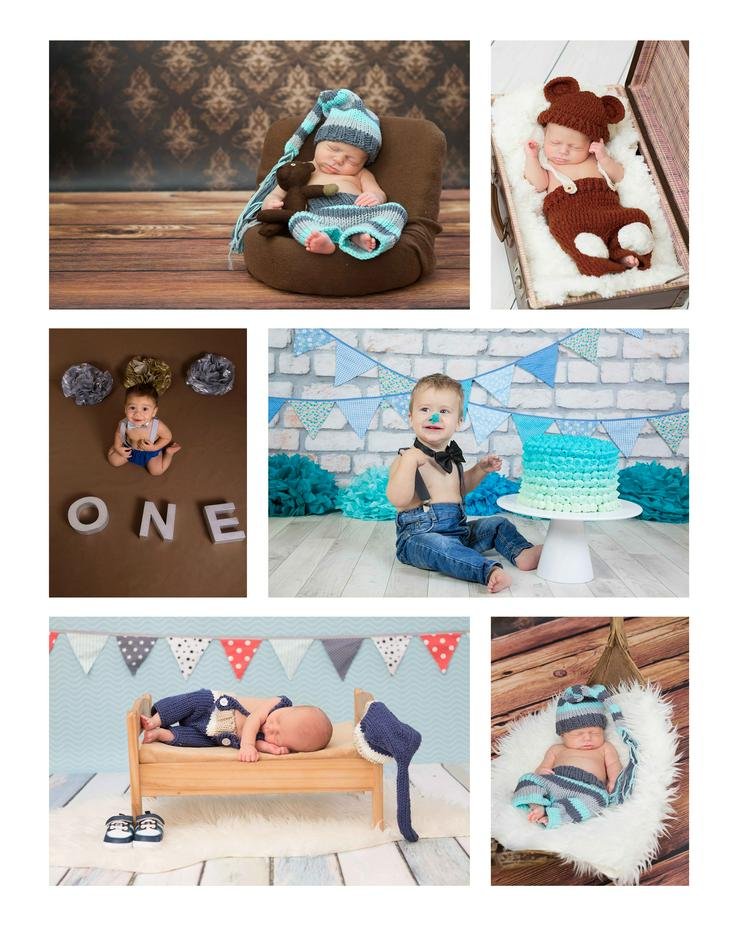 Fotoshooting, Babyshooting, Babybauch, Kindershoting, Cake Smash