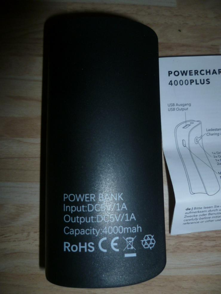 Ladegerät für Handy Powercharger 4000 Plus Nr.54