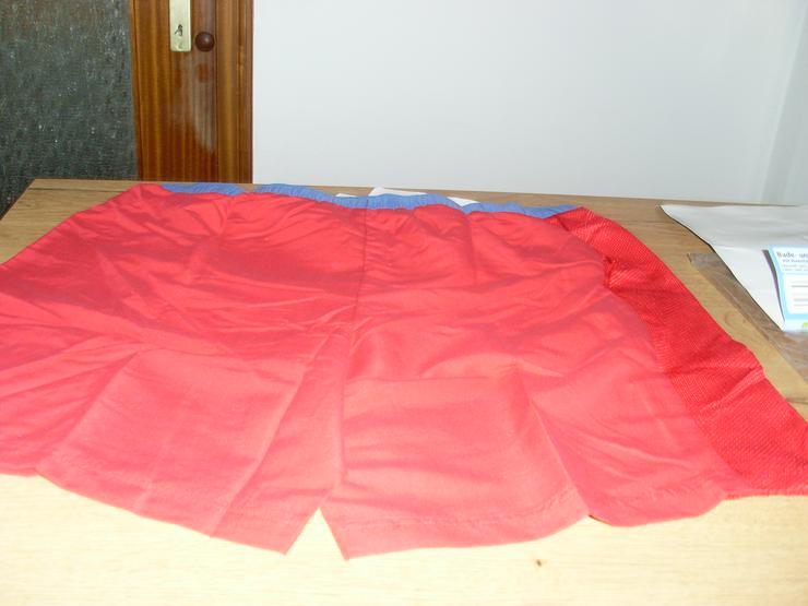 Bild 4: NEU: Herren Bade - Freizeit-Shorts in rot Gr. L 52/54 oder XL/56 v. Feroti