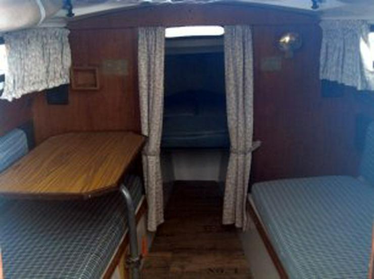 Bild 5: Bootsverleih Kielhorn / Steg N 21 Geschenkgutschein 1 Tag Neptun 22 segeln auf dem Steinhuder Meer