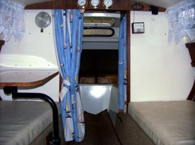 Bild 2: Bootsverleih Kielhorn / Steg N 21 Geschenkgutschein 1 Tag Neptun 22 segeln auf dem Steinhuder Meer