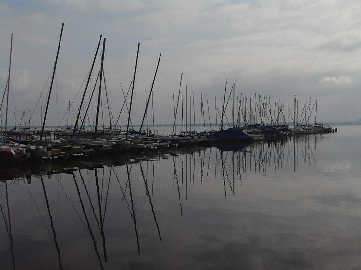 Bild 3: Bootsverleih Kielhorn / Steg N 21  Bootsliegeplätze am Steinhuder Meer in Mardorf ( Cat 2,75 m Box)