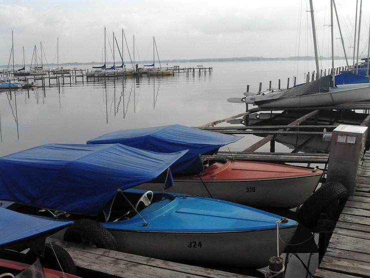 Bild 4: Bootsverleih Kielhorn Steg N 21 Geschenkgutschein 3 Std. Elektroboot fahren auf dem Steinhuder Meer