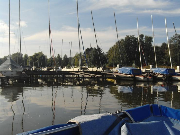 Bild 3: Bootsverleih Kielhorn Steg N 21 Geschenkgutschein 3 Std. Elektroboot fahren auf dem Steinhuder Meer