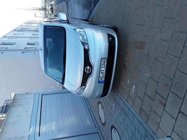 Bild 2: NV200 Nissan Evalia 1,5 Diesel,Euro5.