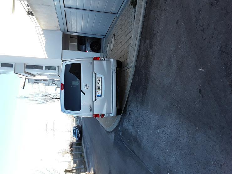 Bild 3: NV200 Nissan Evalia 1,5 Diesel,Euro5.
