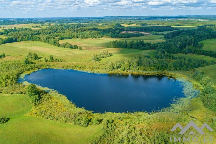325.305 m² Grundstück mit eigenem See in Samogitien, Litauen