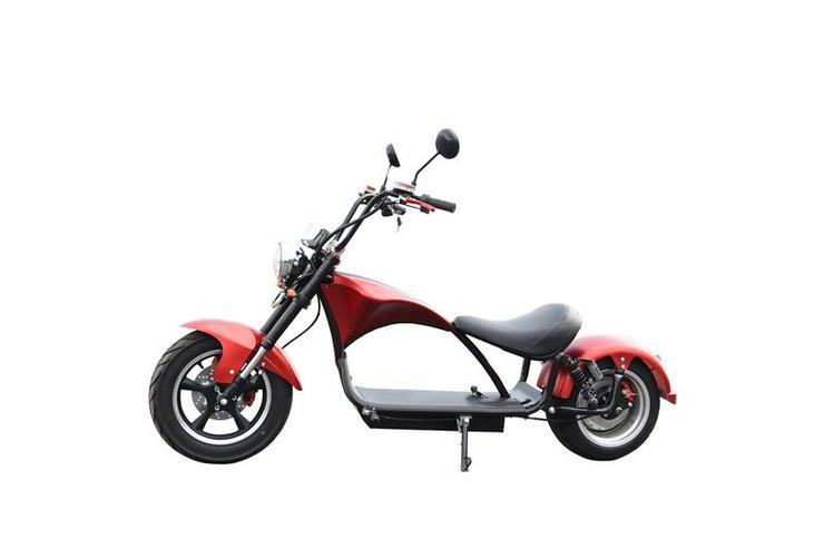 Elektroroller / Elektroscooter Harley Desig 2000W - Elektro Fahrräder (E-Bikes) - Bild 1