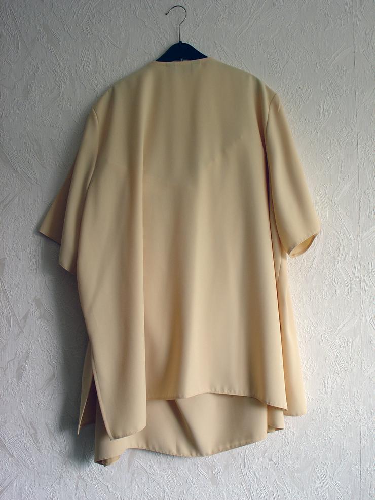 Bild 3: Damen-Kostüm Gr. 50, pfirsich, Oberteil mit Rock