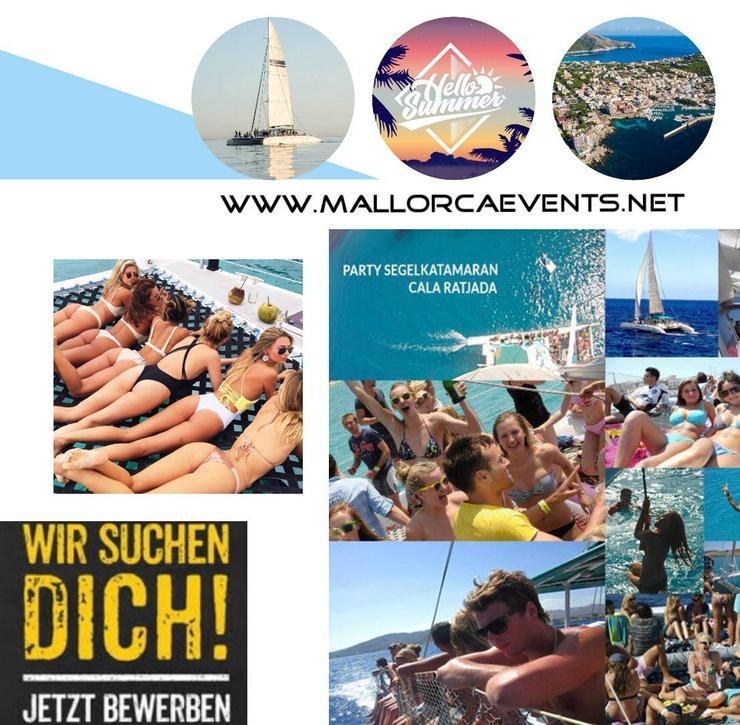 Sommer Job auf Mallorca Promoter