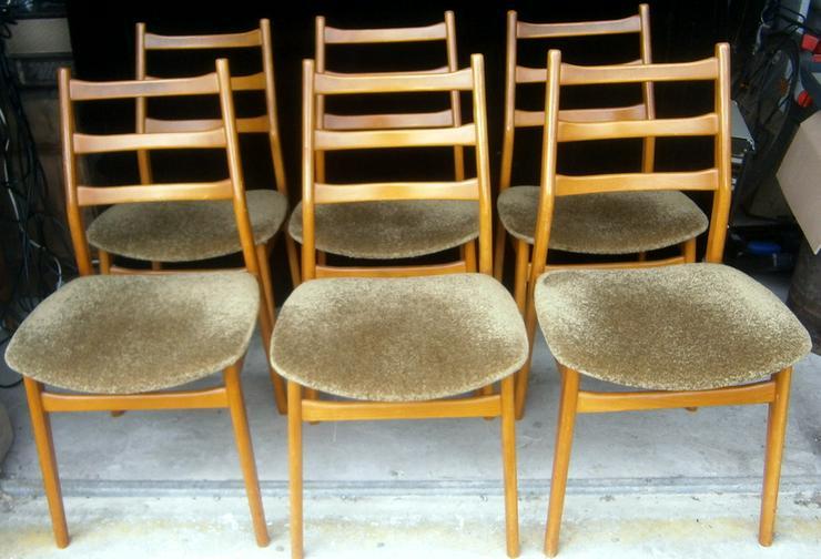 mid century möbel Stühle