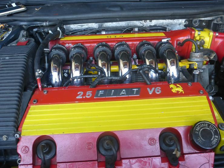 Fiat Croma 2,5 V6