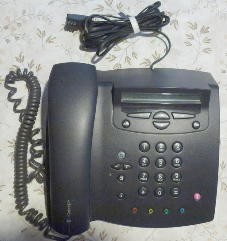 Telefon Concept P 510 von Telekom