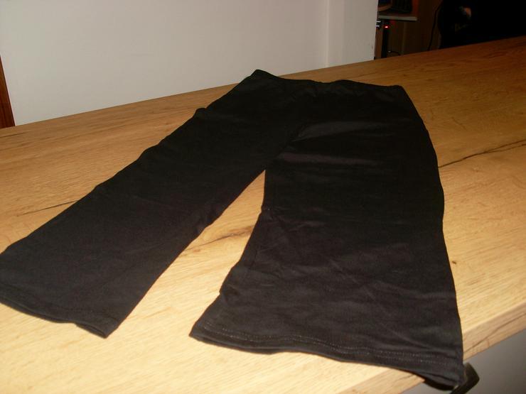 NEU: Damen Leggings Sporthose in schwarz Gr. 34 oder 36 von Rodeo