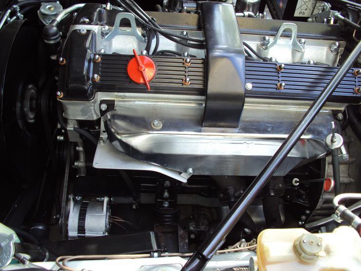 Bild 5: Jaguar XJ 6 Coupe 4,2 Silber Met.-Oldtimer-