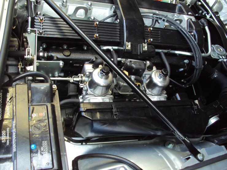 Bild 6: Jaguar XJ 6 Coupe 4,2 Silber Met.-Oldtimer-