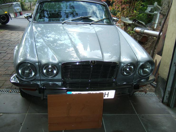 Bild 2: Jaguar XJ 6 Coupe 4,2 Silber Met.-Oldtimer-