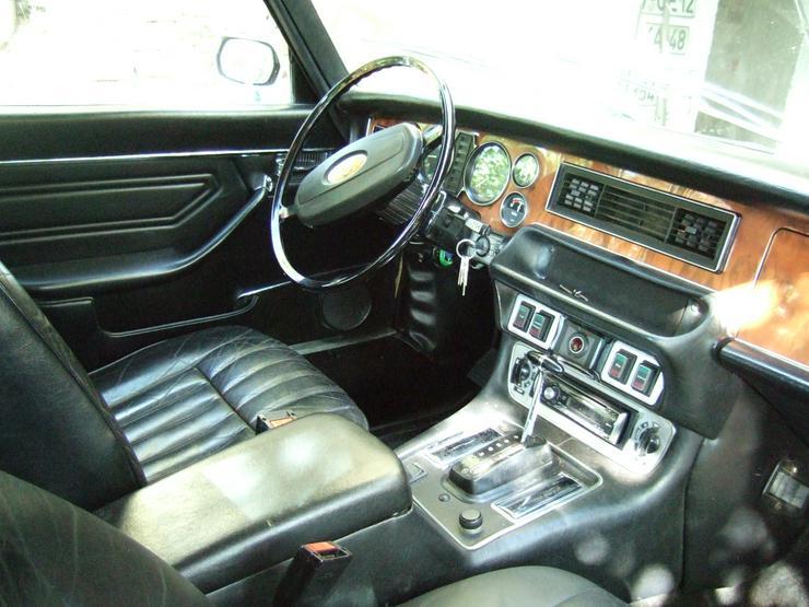 Bild 4: Jaguar XJ 6 Coupe 4,2 Silber Met.-Oldtimer-