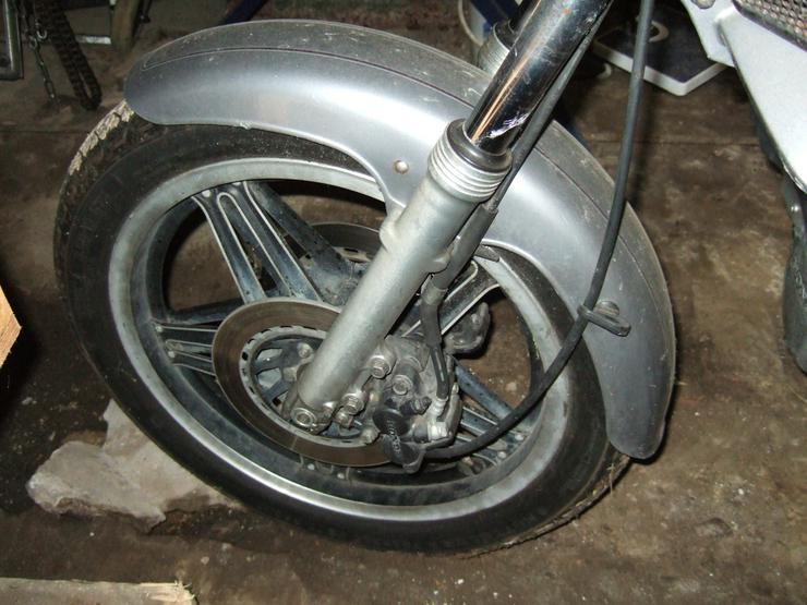 Bild 3: Honda  GL 500 D  Silber Wing -Oldtimer-