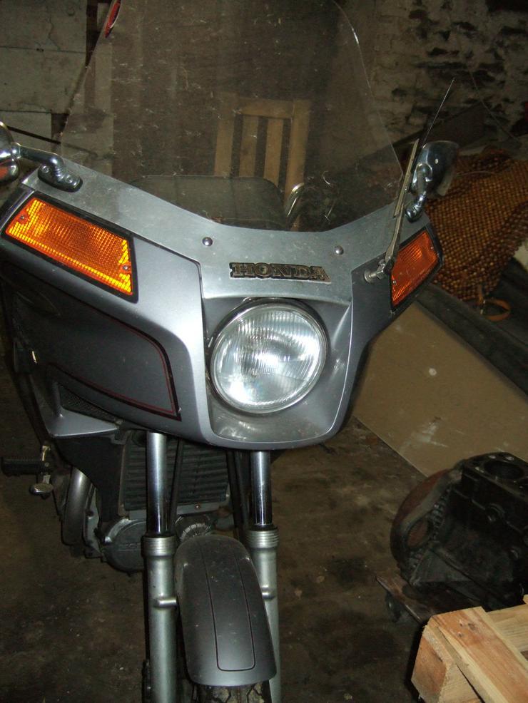 Bild 5: Honda  GL 500 D  Silber Wing -Oldtimer-