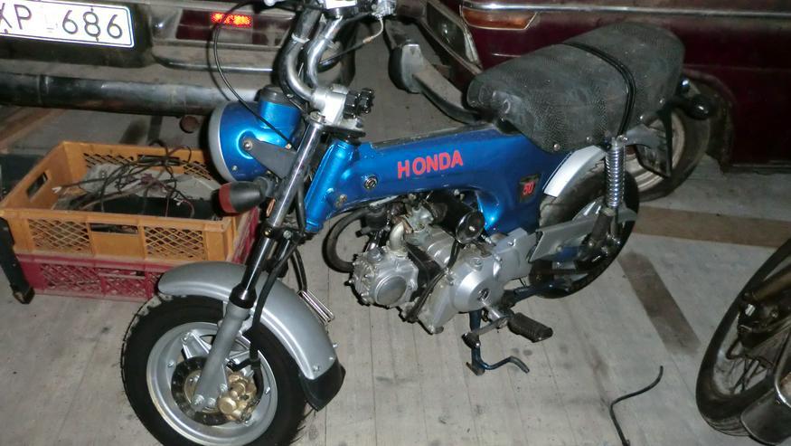 Honda DAX  50  SKY TEAM COMP.(CHINA)