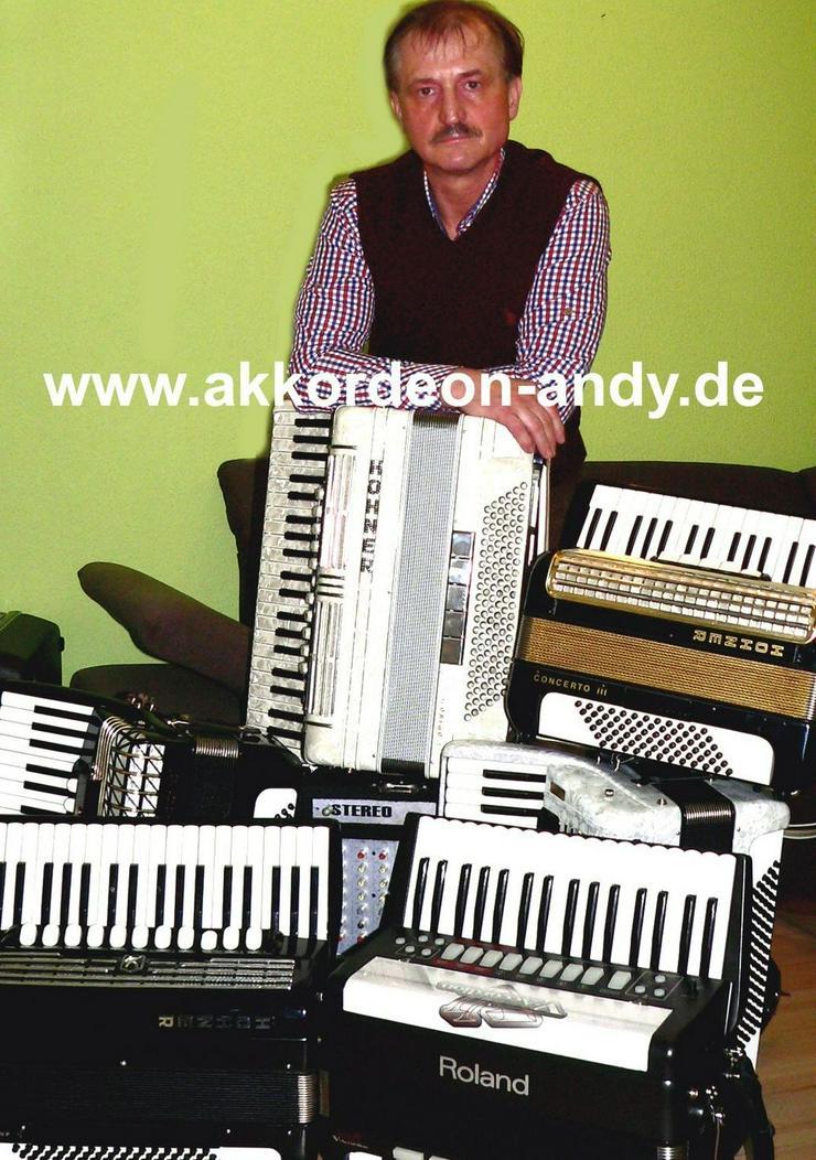 Akkordeonspieler in Hagen, Hamm, Haltern, Havixbeck