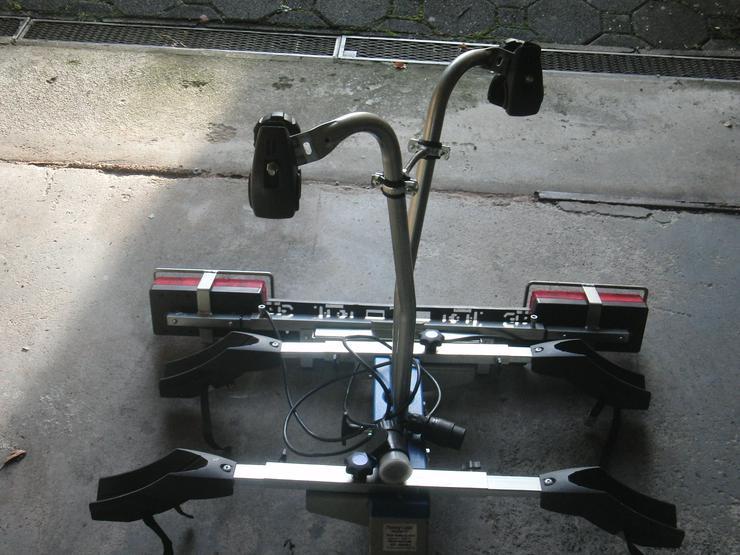 2 Trekkingräder + 1 AHK-Radständer (gepflegter Zustand)