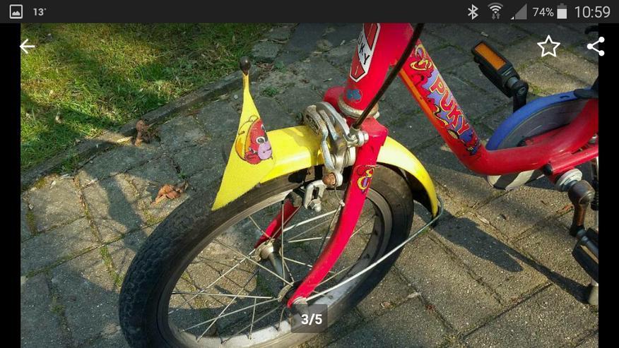 Bild 4: Puky Kinderfahrrad classic 16 Zoll -TOP !