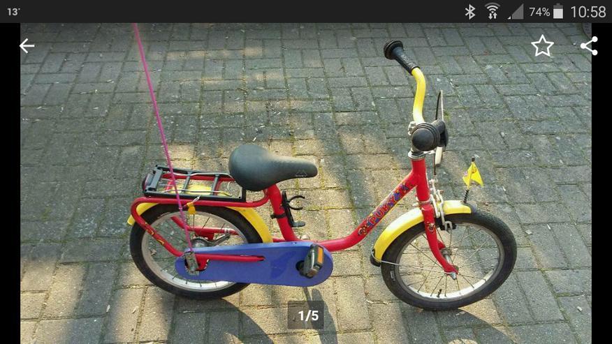 Puky Kinderfahrrad classic 16 Zoll -TOP ! - Kinderfahrräder - Bild 1