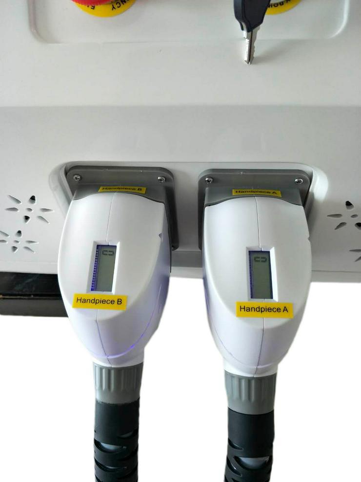 Bild 4: Deluxe BM9-ELIGHT+IPL+SHR+RF Gerät-dauerhafte Haarentfernung