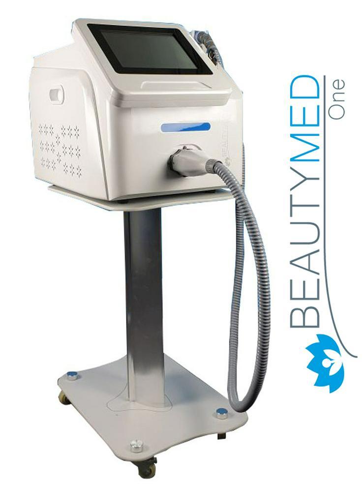 Diodenlaser SHR Laser mit ICE Freeze Kühlung und 3 Wellenlängen - Gesundheitswesen - Bild 1