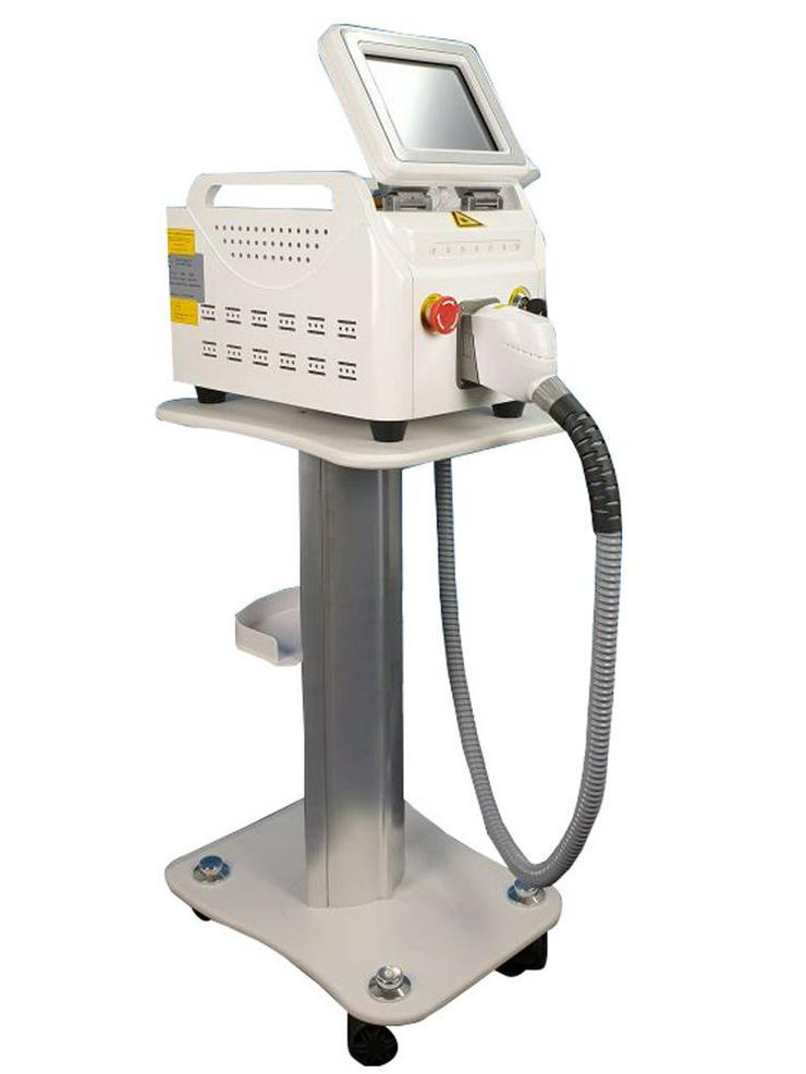 Bild 2: Q-switch Nd YAG Laser Gerät-Tattoo Entferner und 3 Filter / Wellenlängen