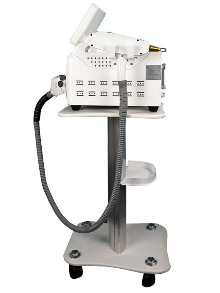 Bild 5: Q-switch Nd YAG Laser Gerät-Tattoo Entferner und 3 Filter / Wellenlängen