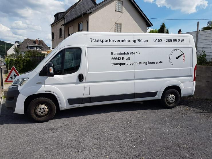 Bild 6: Transporter günstig Mieten