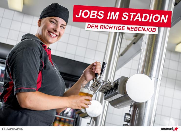 Aushilfe (m/w/d) - Minijob   Stadion Nürnberg