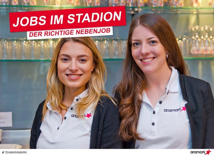 Aushilfe (m/w/d) Minijob   Volksparkstadion Hamburg