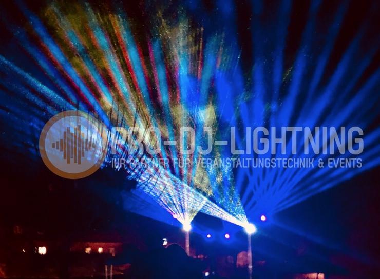 Verleihangebot: Laser | Showlaser 10w und 6w mieten - Party, Events & Messen - Bild 1