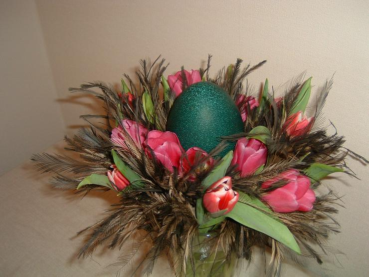 Bild 4: EMU Eier frisch