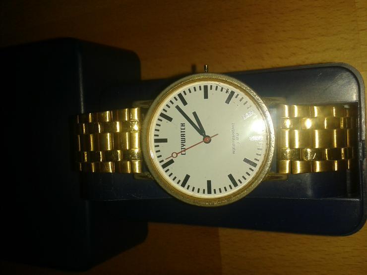 Citywatch mit Edelstahl-Armband