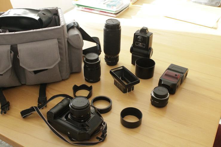 Für Liebhaber Canon T 90. zu verkaufen