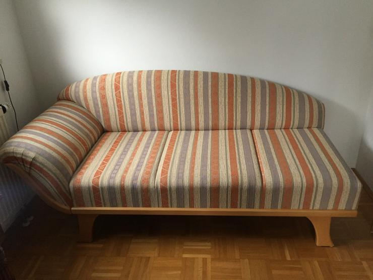 Sofa neuwertig zu verkaufen