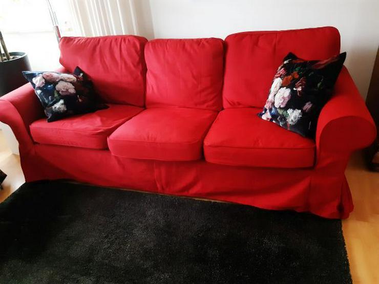 EKTORP (IKEA) 3er Sofa