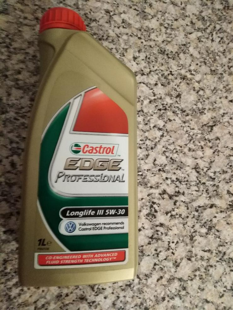 Castrol Longlife III 5w30 - Weitere - Bild 1