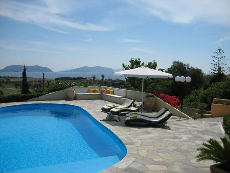 Bild 6: Griechenland., Germany Villa ( mit 3 Ferienwohnungen) mit Pool und Meerblick zu verkaufen!