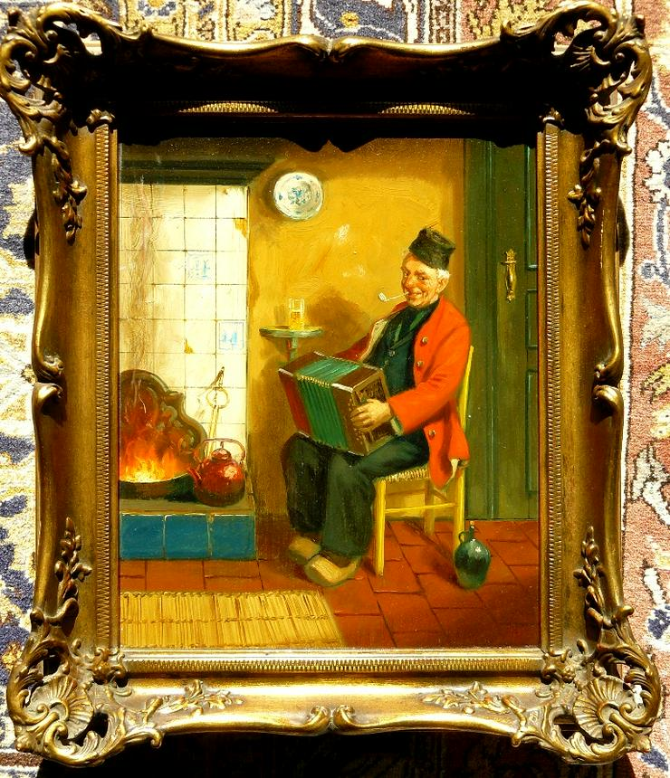 Gemälde Hans Fenger 1893-1980 (B071)
