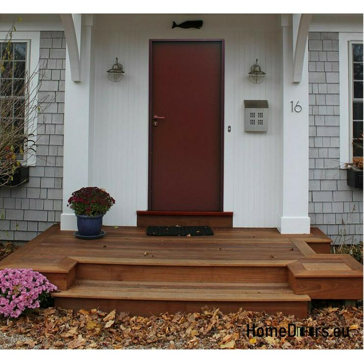 Bild 2: Außentüren Technischetüren Stahltüren MARS URAN 60 Rechtstür