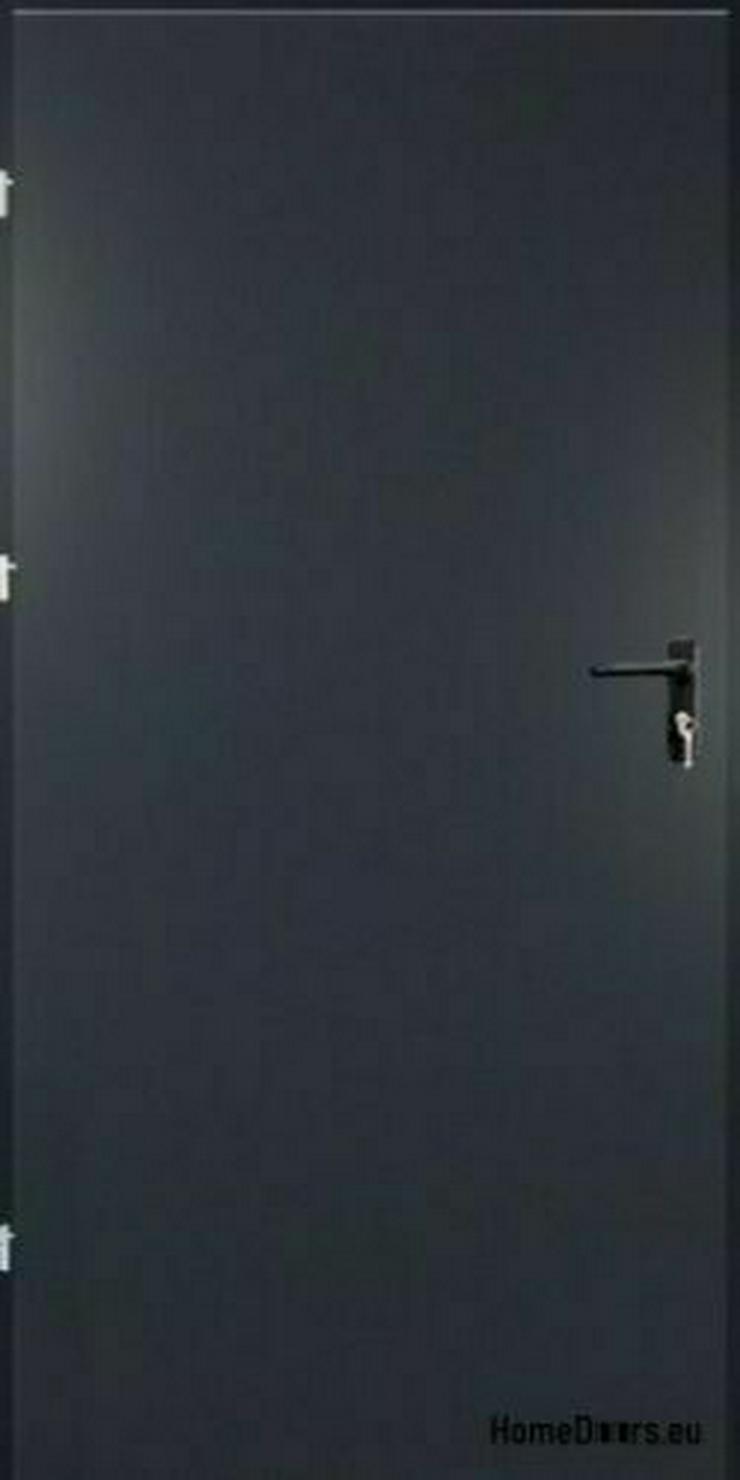 Bild 5: Außentüren Technischetüren Stahltüren MARS URAN 60 Rechtstür