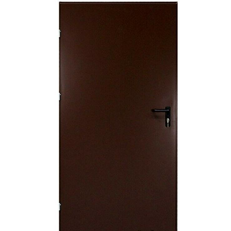 Außentüren Technischetüren Stahltüren MARS URAN 60 Rechtstür