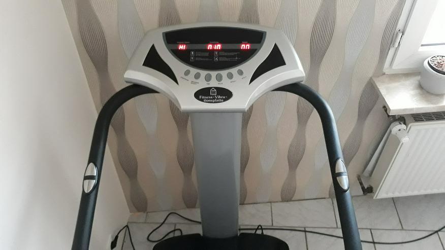 Bild 6: ARTE home Fitness-Vibrationsplatte AY 554